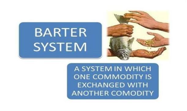 Barter trade system problems