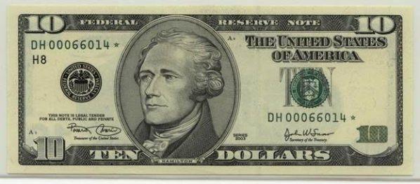 New USD