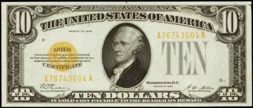 OLD USD